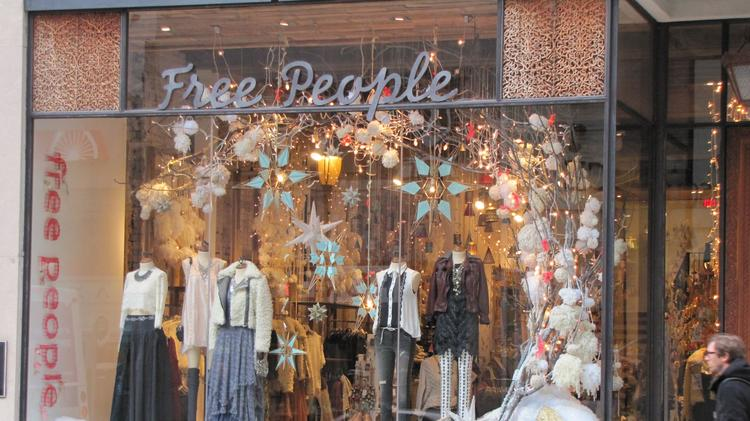 Free People is among the new-to-Jacksonville retailers coming to the Nordstrom Inc. phase of the St. Johns Town Center.