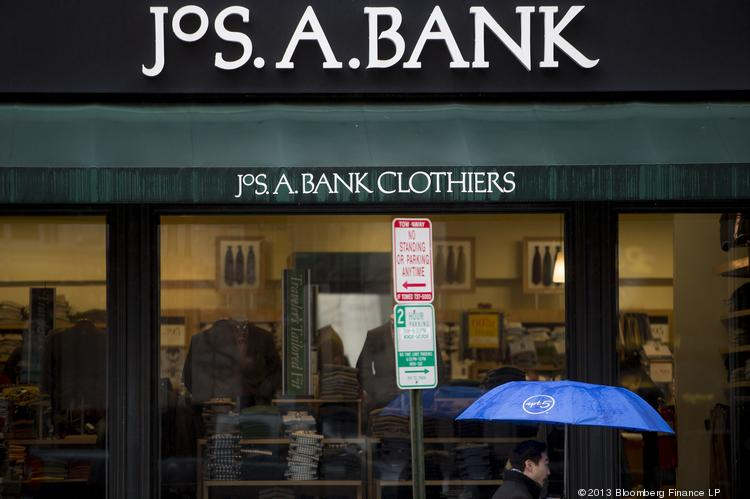 Jos. A. Bank has received an offer from Men's Wearhouse to be acquired for $1.5 billion.