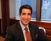 Christopher Hoeffel, managing director in Investcorp's real estate group.