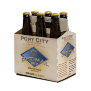 D.C. doesn't have the market cornered when it comes to local beer. Alexandria Port City is also making a name for itself with its Optimal Wit, Port City Porter, and special, seasonal brews. Available in bottles at many area stores or at the brewery: http://www.portcitybrewing.com