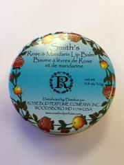 The Rosebud Perfume Co. has been around the region for more than 100 years, but they're still putting out new products, including this Rose & Mandarin Lip Balm. Available at Sephora and Bluemercury as well as online: http://www.rosebudperfume.com.