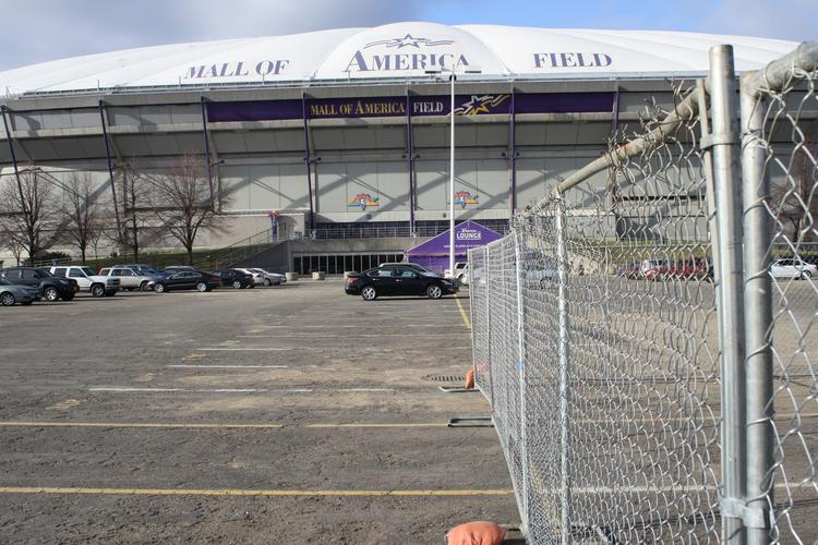 Demolition of the Metrodome will begin on Jan. 18, starting with deflating the roof.