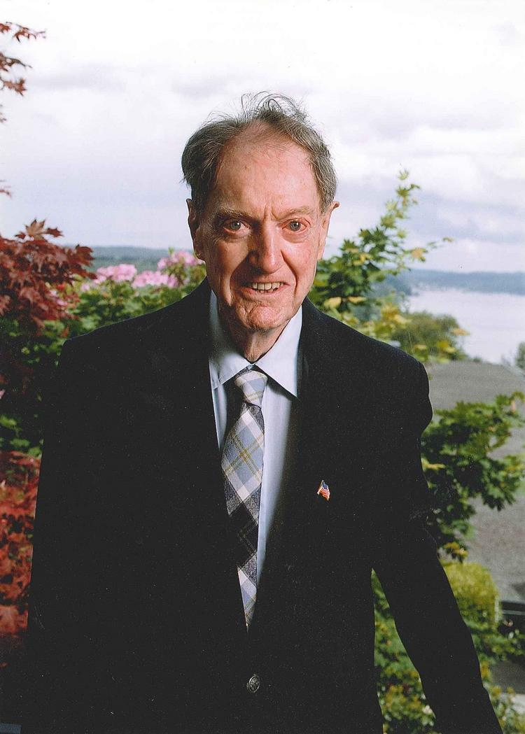 Jack Rupert MacDonald, a Canadian-born attorney who lived most of his life in Seattle, left a $187.6 million gift to be shared by Seattle Children's Hospital, University of Washington School of Law and The Salvation Army. MacDonald died in September at the age of 98.