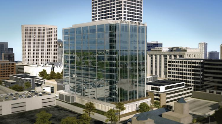 Irgens will move its offices to an office building it is developing at 833 E. Michigan St. in 2016.