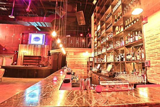 The former Green Room nightclub was transformed into Stache, a speakeasy-style cocktail spot.
