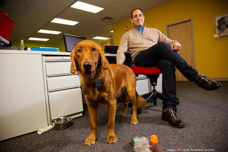 Royal Canin CEO Keith Levy, along with his dog Denver, has grown the company to $1 billon in revenue.