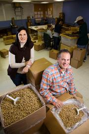Sherry Huber and Doug Martin's Treat Planet is set to reach $5 million in sales of high-end pet treats.