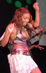 """Brandy Norwood The R&B singer didn't articulate a clear plan for what she was going to do with Glass, but she made up for it in enthusiasm. Her winning tweet was: """"#Ifihadglass I would be sooooooo ecstatic!!!! My entire world would be enhanced!! So thankful for the future of technology!!! Go Google!!!"""""""
