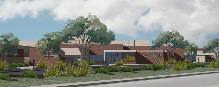 The Sacramento City Council unanimously voted Tuesday to approve development of a 120-bed psychiatric hospital on Expo Parkway on Tuesday.
