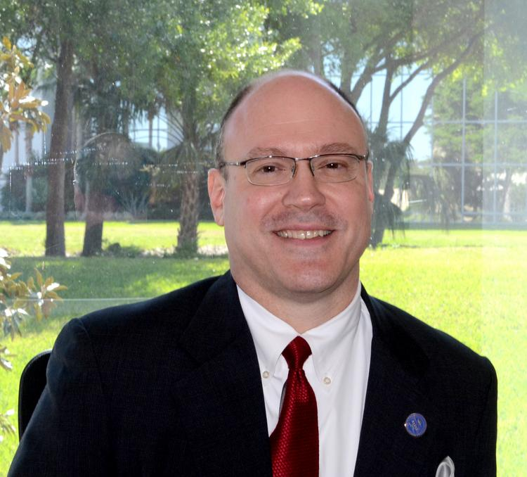 John Krug stepped down as director of Seminole County's economic development division on March 28.