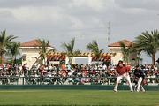 With the Red Sox in town last Spring, Ed Smith Stadium in Sarasota was full.