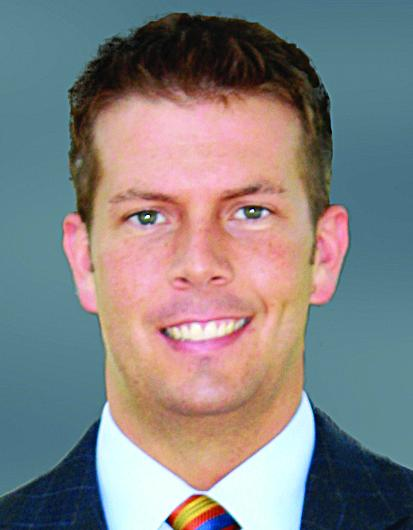 Cliff Taylor, senior vice president with CBRE Group Inc. in Jacksonville