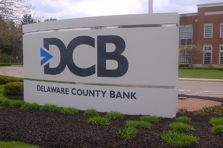 Delaware County Bank is leaving Marysville to concentrate on its home county.