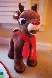 The story of Rudolph the Red Nosed Reindeer started as a retail promotion. The business community has played a larger part in the holiday season than commercials and sales.