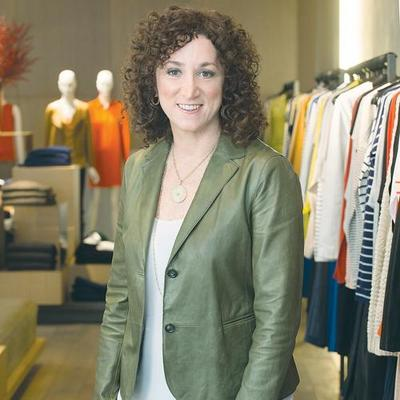 Vince CEO Jill Granoff announces strong quarterly earnings, hires