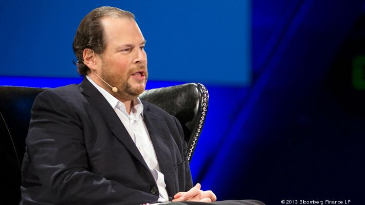 UCSF closes in on deal to buy some of Salesforce's Mission
