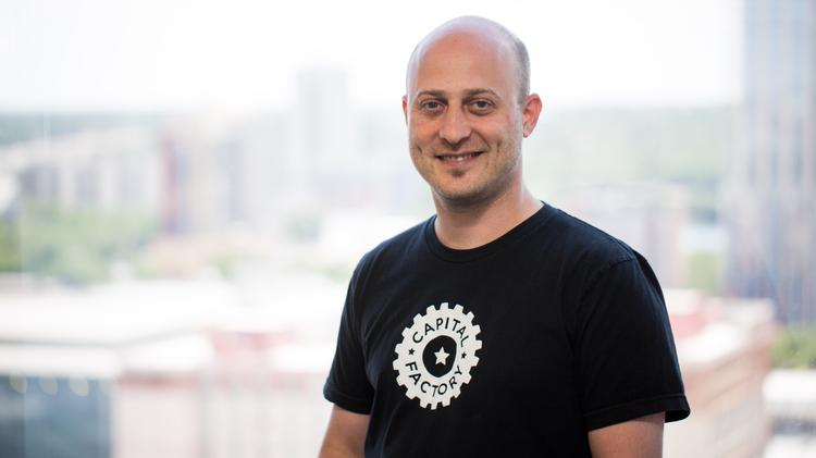 Capital Factory Managing Director Joshua Baer