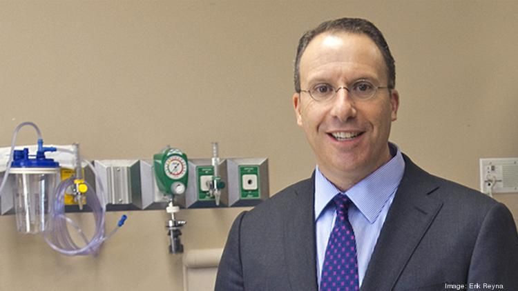 Xenex Disinfection Services CEO Morris Miller says the medical-device company could derive more of its revenues from a new service that seeks to help hospitals improve their health scores.