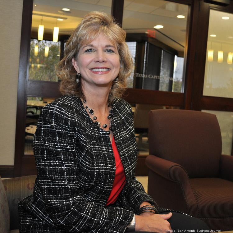 Laurie Griffith has managed Texas Capital Bank's commercial real estate lending in San Antonio since 2000.