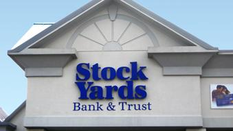 Stock Yards Bancorp, the parent of Stock Yards Bank & Trust Co., has raised its dividend five times in the last four years.