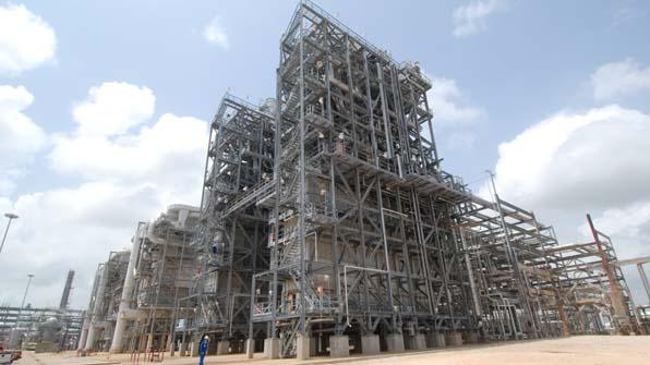 Dow Chemical is investing around $4 billion in new petrochemical expansions along the Gulf Coast, including at its local Freeport plant. This investment is as a result of the low price of natural gas, which Dow wants to keep low.