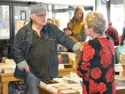 Boswell Book Co. held an authors event Saturday, with local authors recommending books to shoppers.