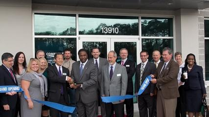 The  Community First Credit Union Bartram branch.