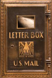 An old mailbox has been preserved at 301 N. Charles St.