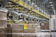 More than 20 million units of inventory are housed at the fulfillment center.