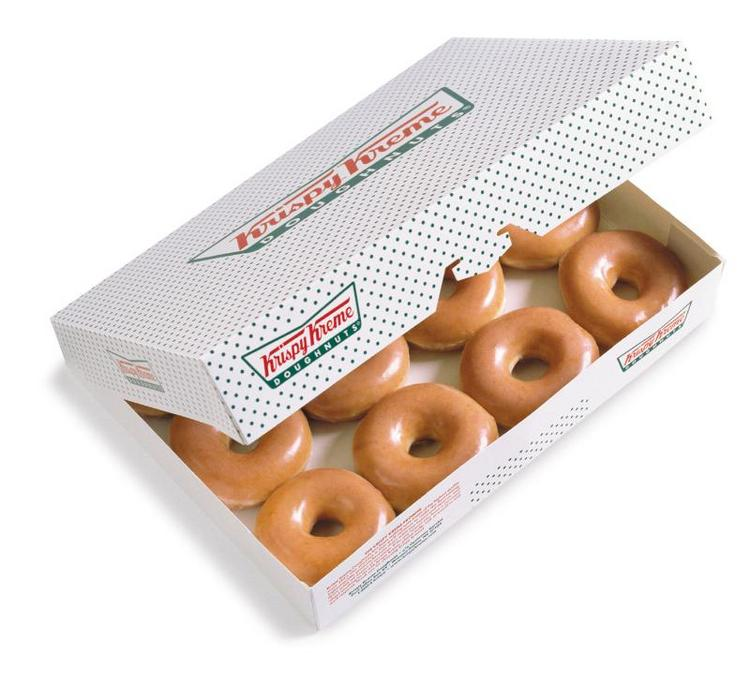Krispy Kreme Doughnuts will open 10 stores in the Houston area over the next five years.