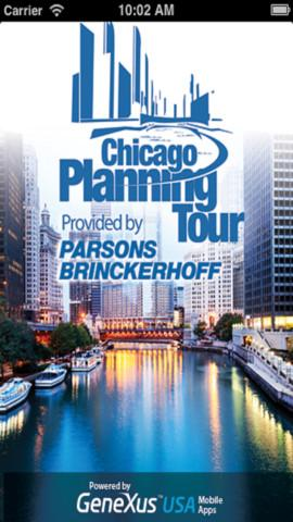 GeneXus' new Chicago Planning Tour app is aimed at helping to promote planning and development taking place in the region.