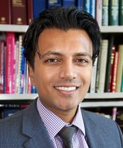 Khizer Khaderi Founder and director, Sports Vision Lab at UC Davis Eye Center Something about you that would surprise people: Between my first and second year of medical school I pursued acting, securing representation by an agency and auditioning for television and movie roles.