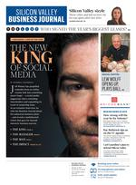 2013, cover by cover at the Silicon Valley Business Journal