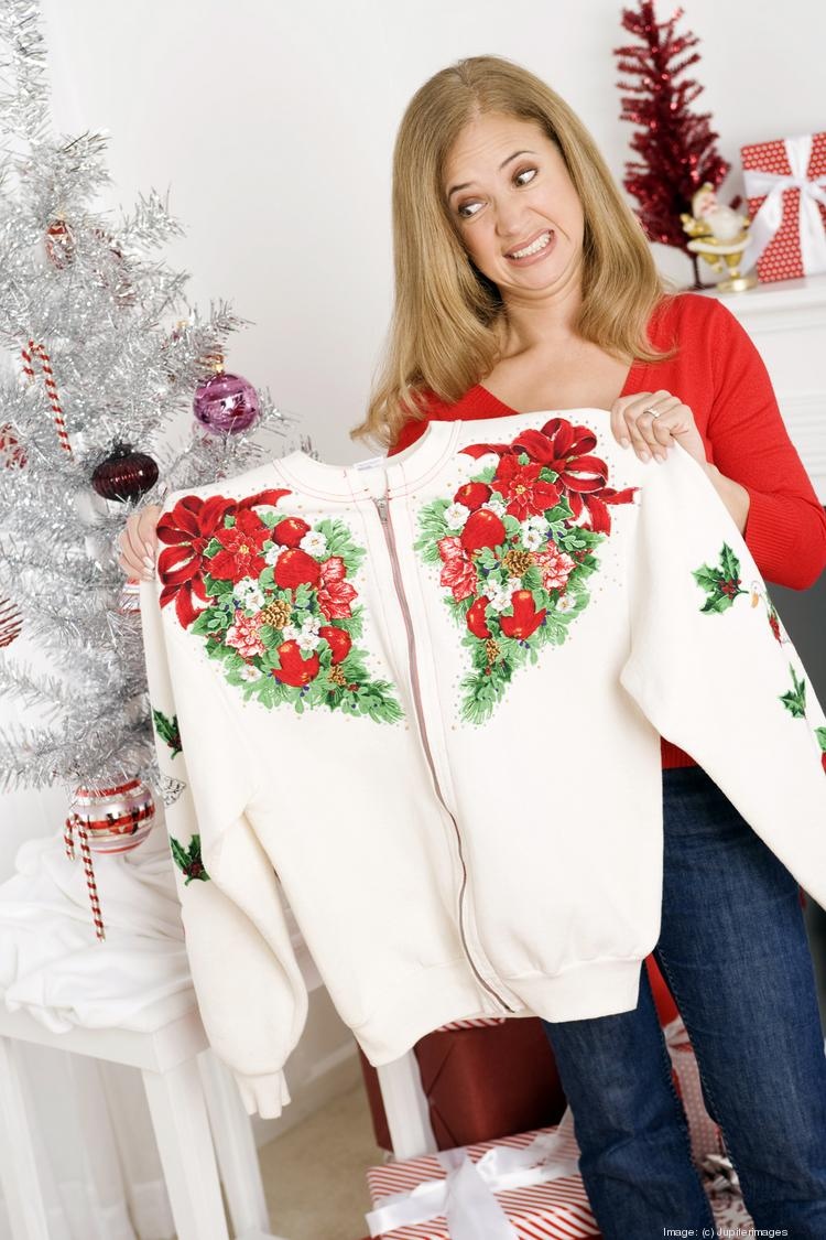 Have you snagged your ugly Christmas sweater yet?