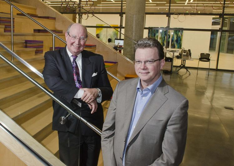 Ralph Hawkins of Dallas-based HKS Inc. is preparing to hand over the president and CEO role to Dan Noble on Jan. 1. Hawkins will continue to serve as chairman of the longtime Dallas architecture firm.