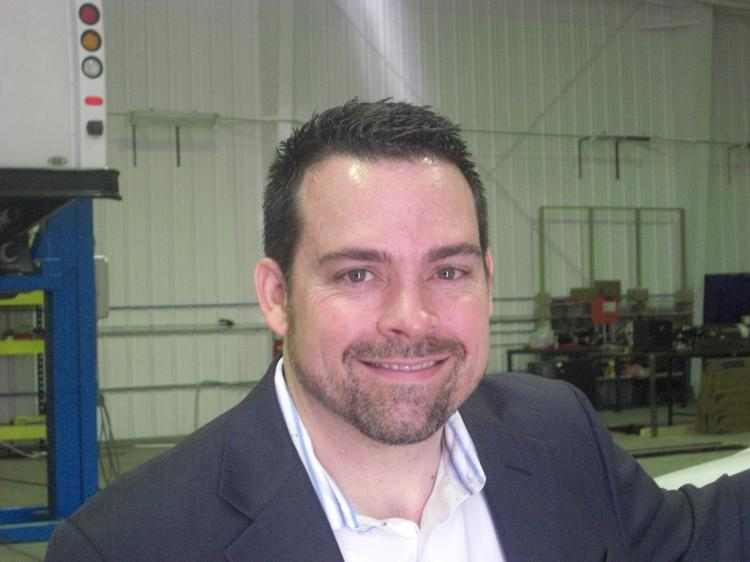 Tim Reeser is co-founder and president of Lightning Hybrids LLC in Loveland. The company makes a hydraulic hybrid system for trucks and vans that boost fuel efficiency while cutting emissions.