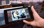 Cameras record the training while the program enables trainers to make real-time notes and highlight certain time stamps for playback during the review.