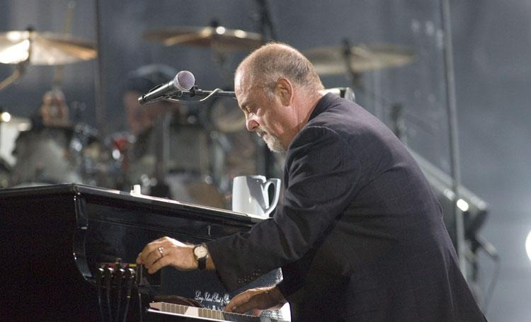 Billy Joel, who recently was named artist in residence at Madison Square Garden, will play a concert in Louisville this year.