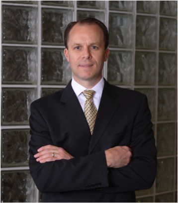 Matt Dixon was named CEO of the new Pearland Medical Center.