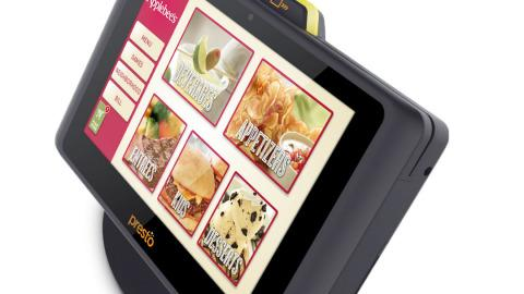 Applebee's is among the first restaurant chains to offer customers tablets to save time.