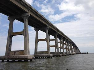 The N.C. Department of Transportation closed the Bonner Bridge on Dec. 3 due to immediate safety concerns.