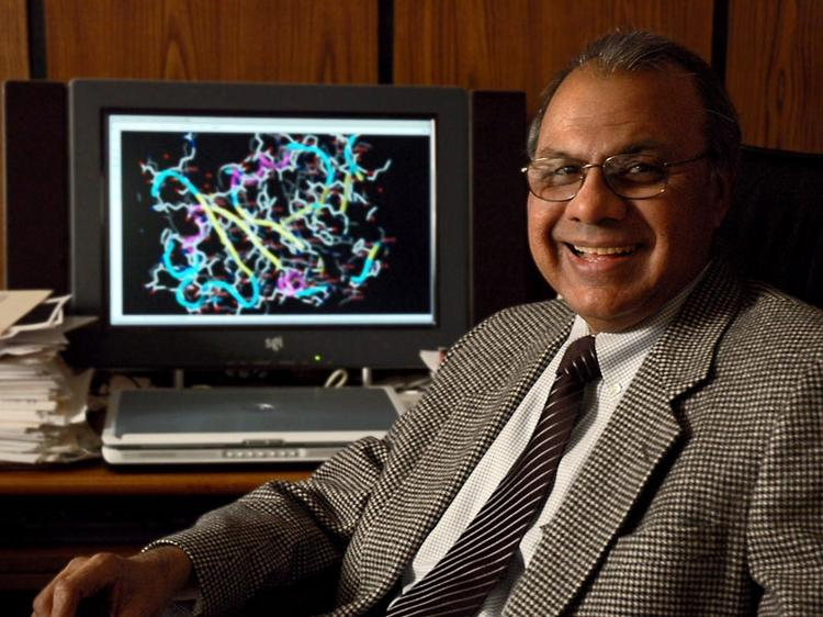 The licensing agreement between Duquesne University and Flag Therapeutics is essentially for the career portfolio of Aleem Gangjee, professor of medicinal chemistry in Duquesne's Mylan School of Pharmacy and Distinguished Professor at Duquesne's Graduate School of Pharmaceutical Sciences.