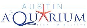The troubled Austin Aquarium was finally in business Thursday, but still faces scrutiny in the wake of a former aquarium partner's conviction on federal wildlife charges.