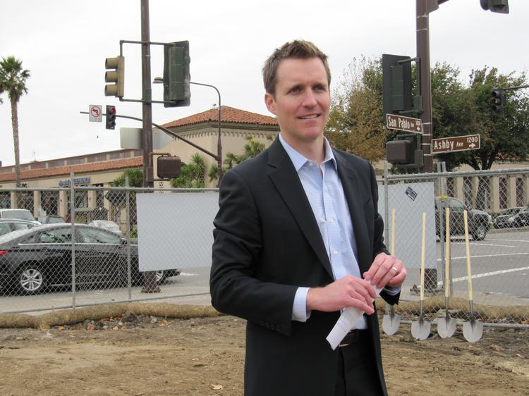 Brent Gaulke, who oversees California projects for Gerding Edlen, said the developer spent several years looking for sites in Berkeley.