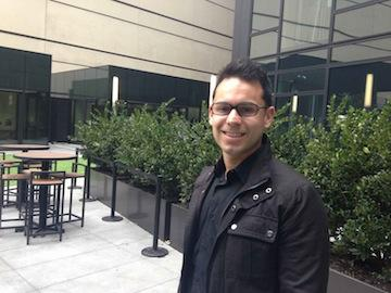 Anthony Gonzalez handles business development in San Francisco for Synergy Corporate Housing, which hopes to have 500 units in the city in the coming years.