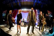 Minneapolis soul and R&B group Dr. Mambo's Combo played the MEDA Gala.