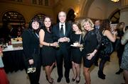 (From left) Reiling Construction President Brigid O'Malley, Kraus-Anderson Cos. Director of Community Relations Stephanie Selb, Kraus-Anderson Chairman & CEO Bruce Engelsma, his wife, MJ Engelsma, and Kraus-Anderson Employee Relations and Diversity Director Diane Duguay