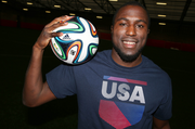 Adidas athlete Jozy Altidore plays for the U.S. National Team.