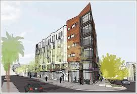 The proposed 2175 Market St.