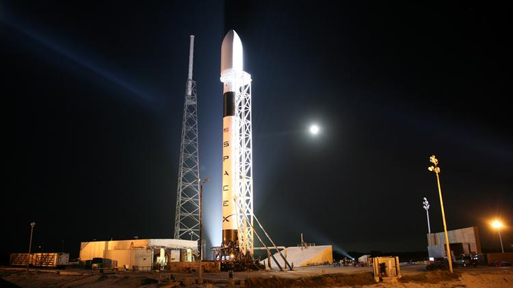 The Senate Armed Services Committee approved a budget plan Thursday that includes $100 million for NASA's largest-ever rocket.